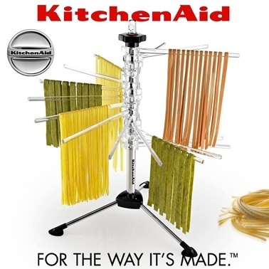 KitchenAid 5Kpdrcl Makarna Kurutma Rafı Aksesuarı Renkli